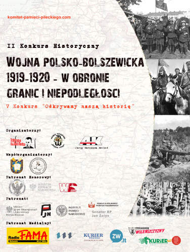 plakat 1919-1920