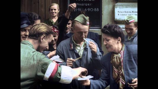 film Muzeum Powstania Warszawskiego